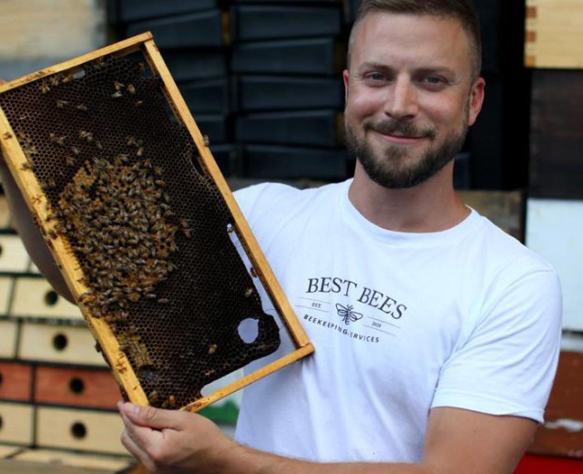 For business of beekeepers, there's a guaranteed buzz