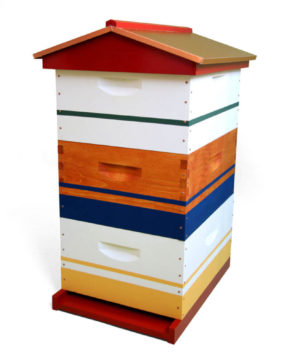 The Best Bees Company Custom Hive