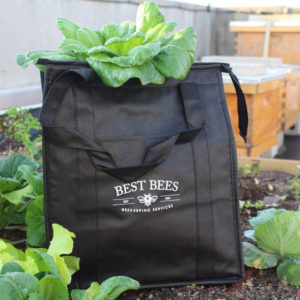 The Best Bees Company Insulated Bag